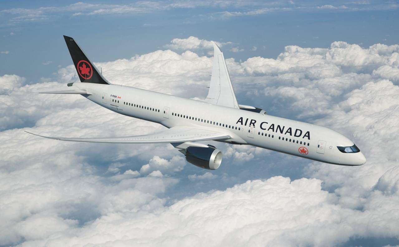 Air Canada apresenta sua nova imagem visual
