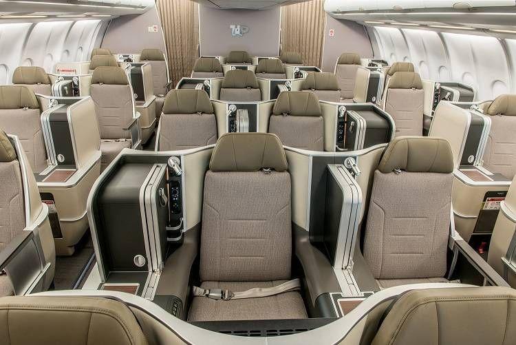TAP coloca em operação o primeiro A330 com o novo interior