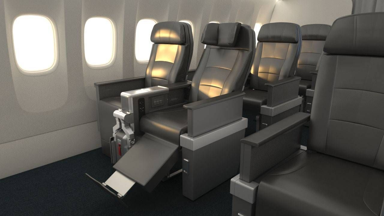American Airlines começa a venda da Premium Economy p/ o Brasil