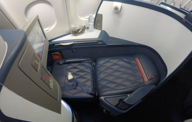 Classe Executiva da Delta no A330-300 – São Paulo p/ Atlanta