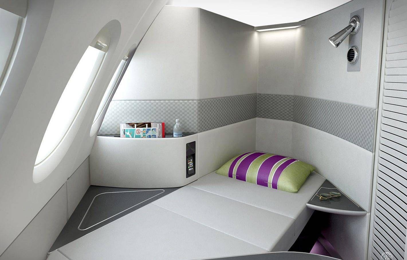 Possível nova First ou Business Class da Lufthansa?