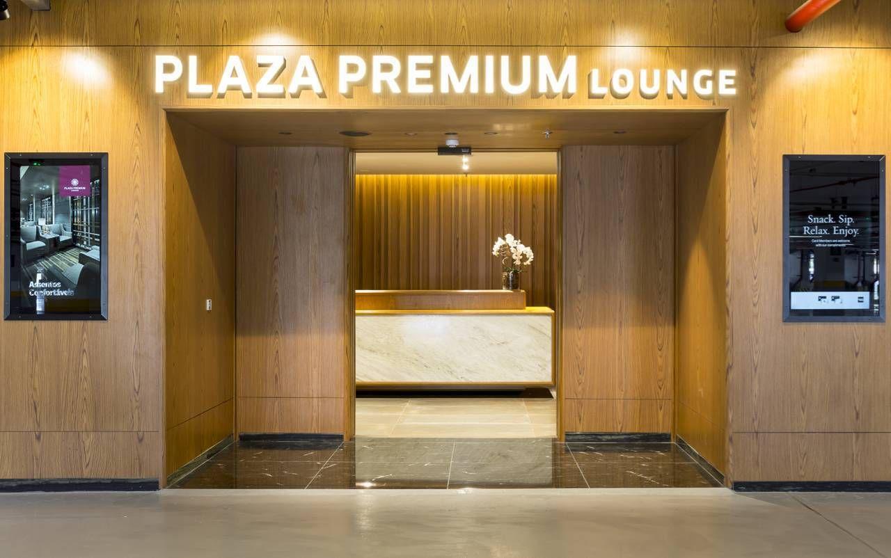 Salas VIP's Plaza Premium Lounge no Galeão encerram parceria com os cartões American Express (por enquanto!)
