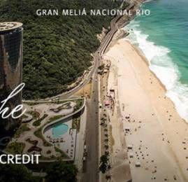 Gran Meliá Nacional Rio – Promoção de noite grátis e crédito no resort