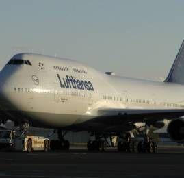 Lufthansa vai voltar a operar com o B747-400 sem primeira classe na rota pro Rio de Janeiro