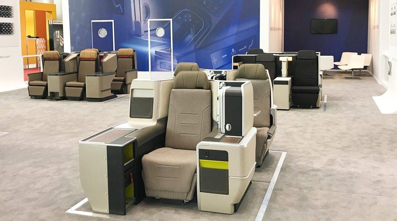 Aircraft Interior Expo 2017 – A maior feira de interior de aviões do mundo