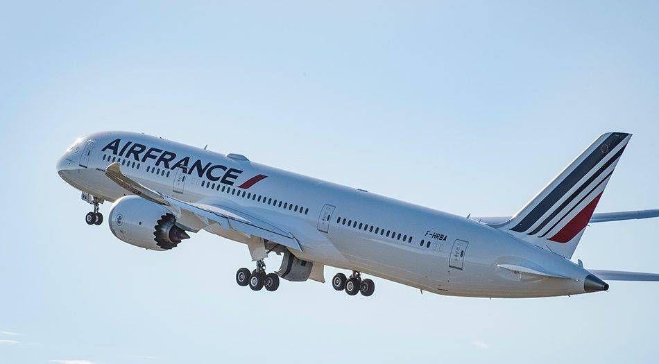 Air France vai operar o moderno B787-9 p/ o Brasil