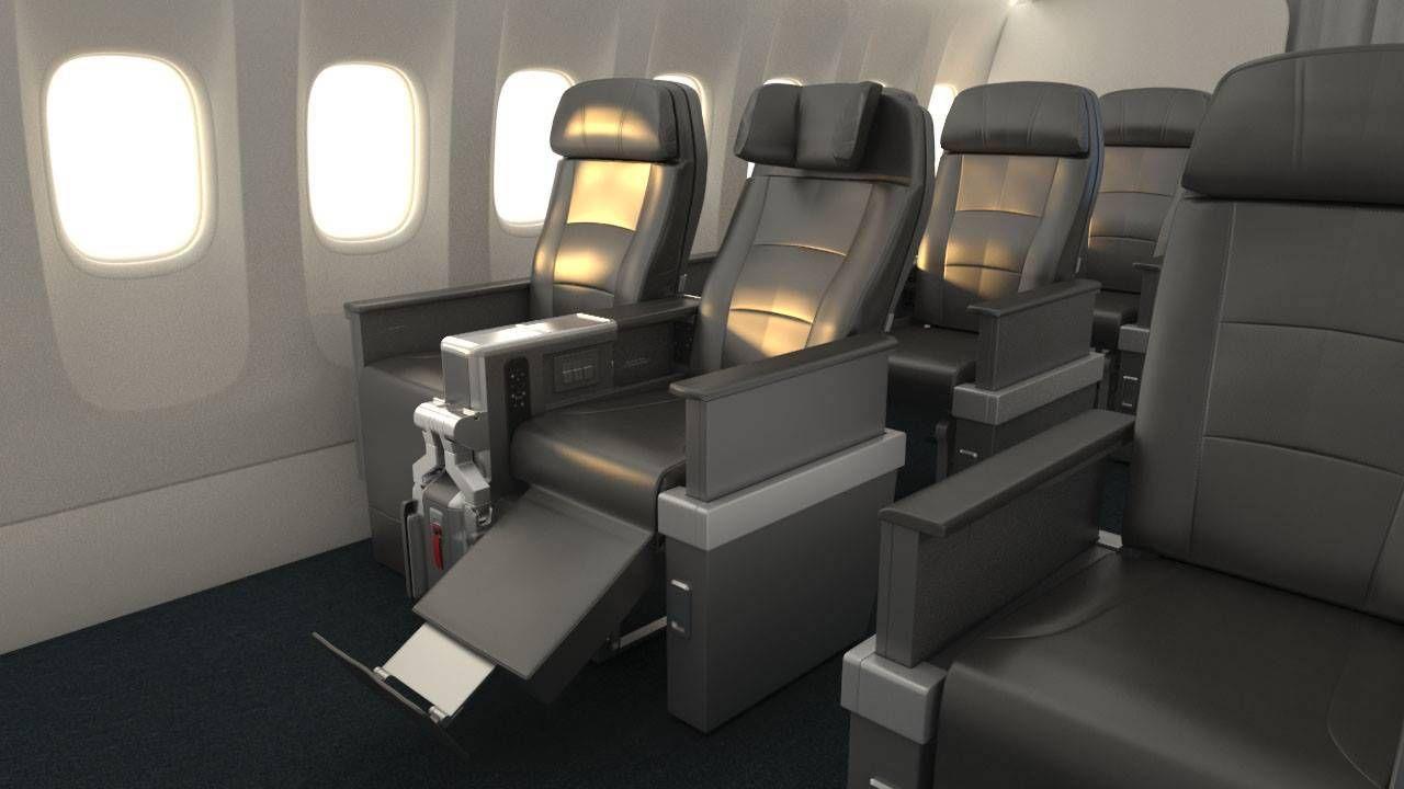 American Airlines vai trazer a nova Premium Economy em alguns vôos p/ o Brasil