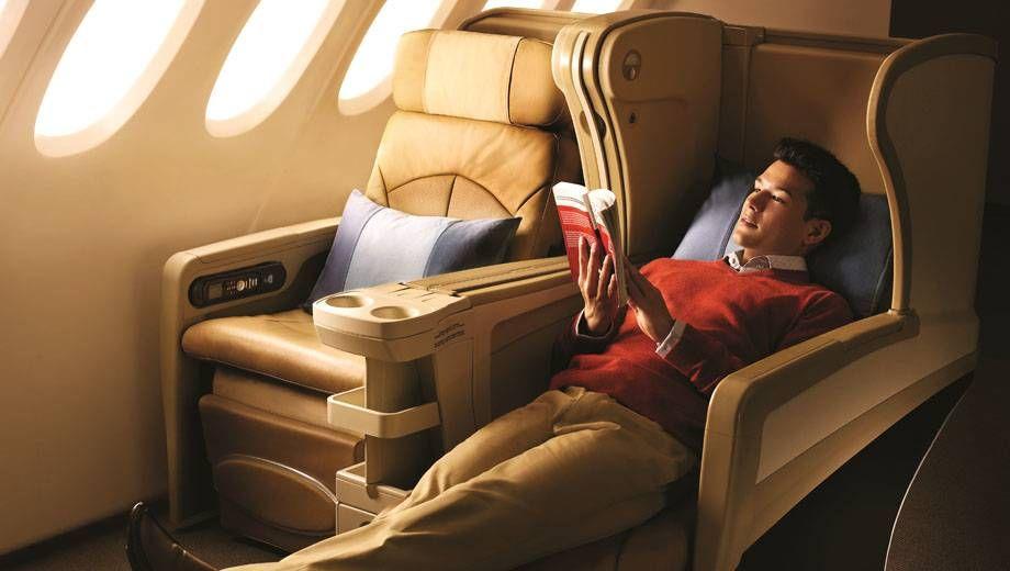 Tap est usando 4 avi es da singapore airlines for Migliori cabine business class 2017