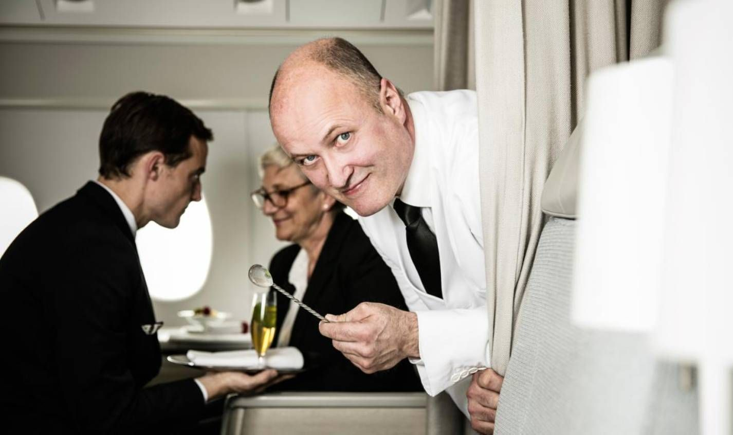 Bartender principal do Hotel Ritz Paris criará coquetéis para a Primeira Classe da Air France