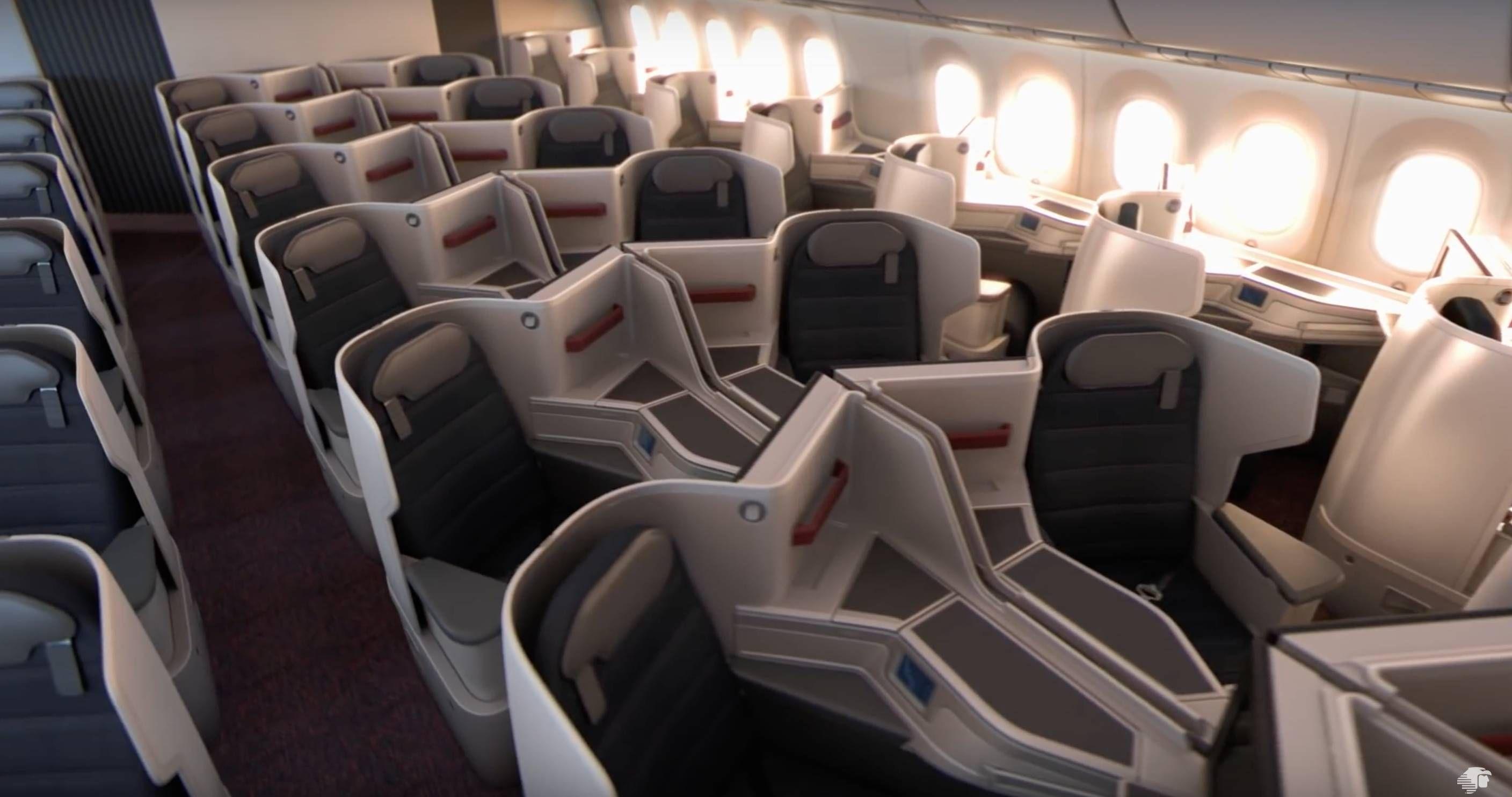 Aeromexico vai operar o moderno B787 para o Brasil