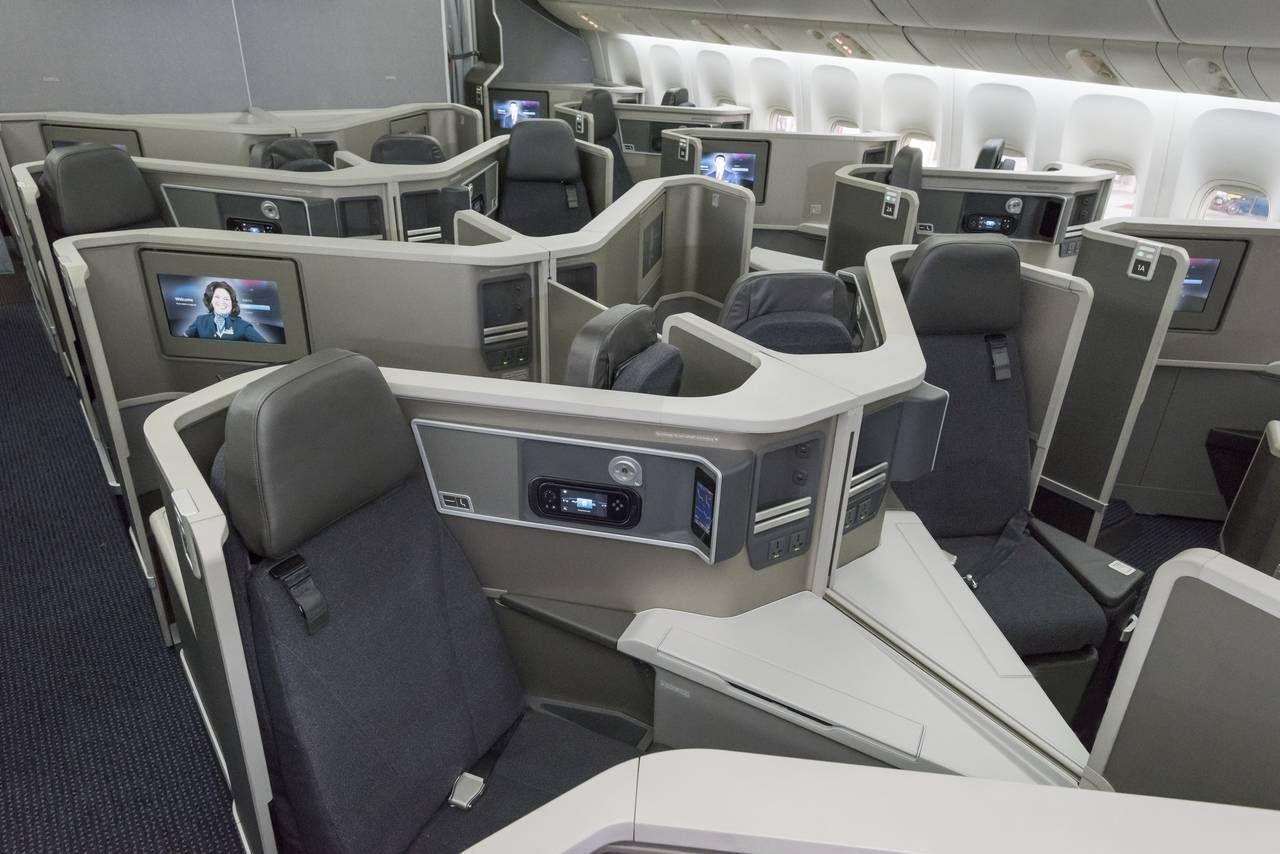 American Airlines termina o retrofit de todos seus B777-200