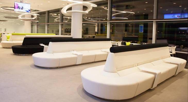 TAP reabre seu lounge em Lisboa
