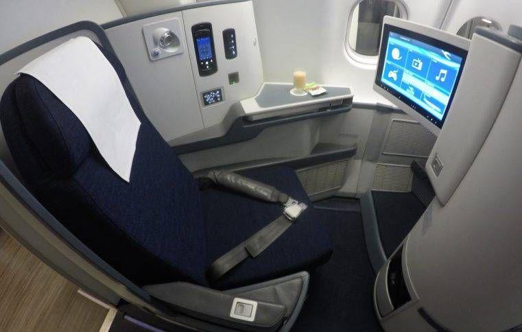 Primeira Classe (vendida como executiva) da Kuwait Airways no A330 – Colombo p/ Kuwait