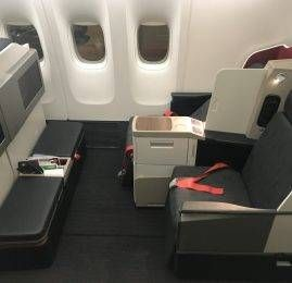 Classe Executiva Turkish Airlines no B777-300ER – São Paulo p/ Istambul