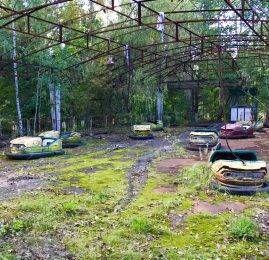 Um dia em Chernobyl – Conhecendo a cidade fantasma na Ucrânia
