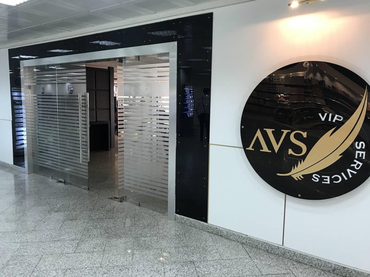 Sala VIP AVS – Aeroporto de Tunis (TUN)