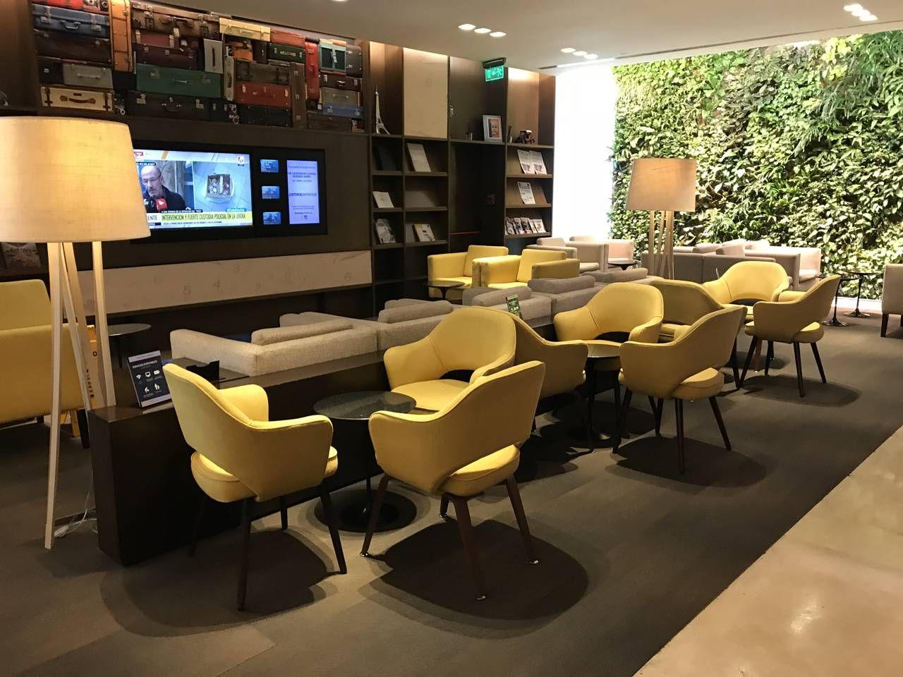 Sala VIP The Centurion by American Express – Aeroporto de Buenos Aires (EZE)