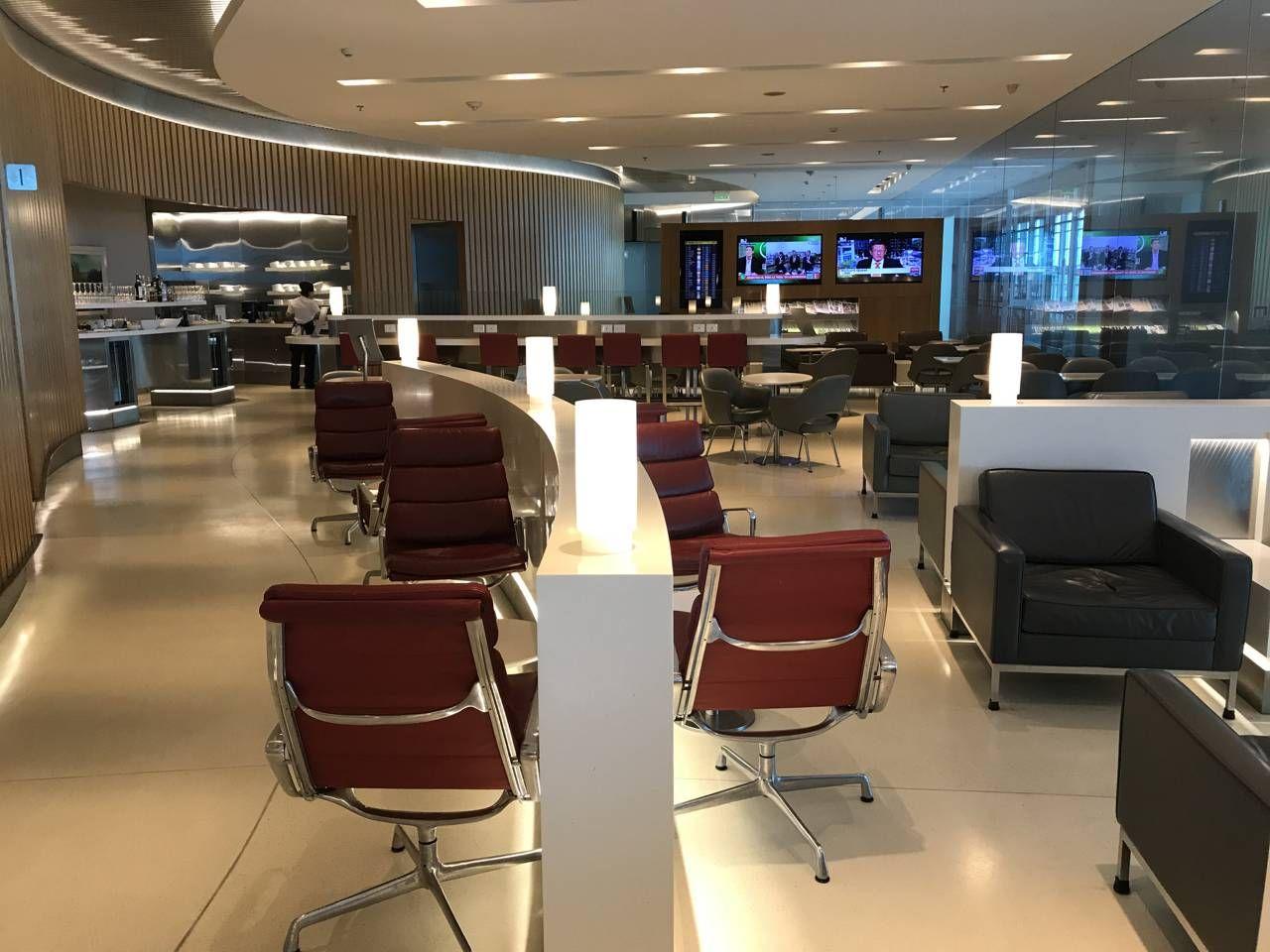 Sala VIP Admirals Club – Aeroporto de Buenos Aires (EZE)