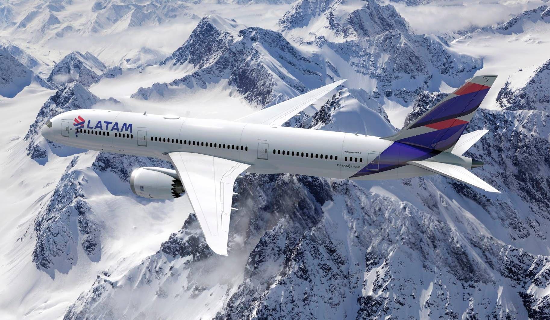 LATAM Airlines pretende voar para Tel Aviv em 2018
