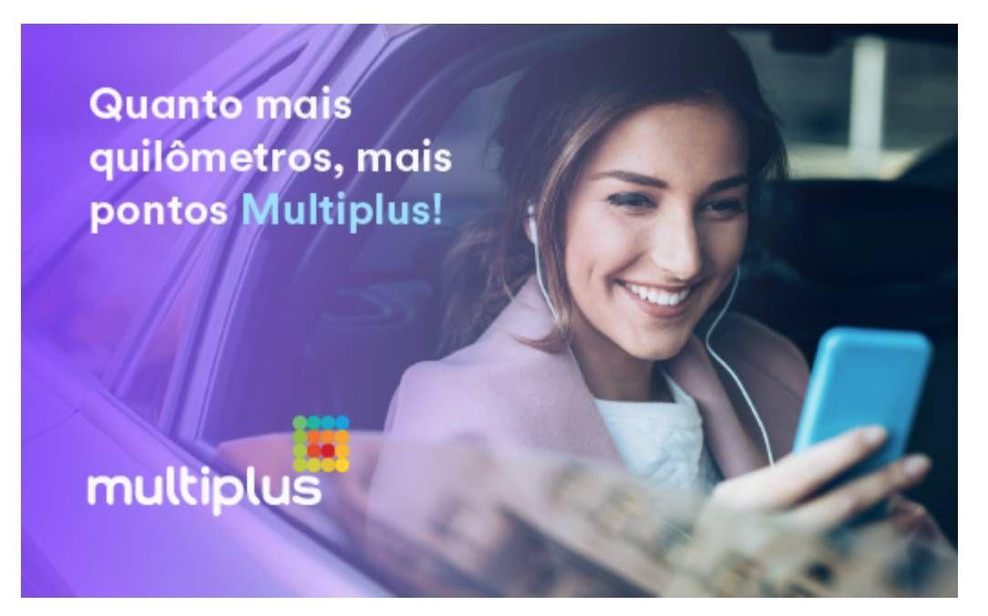 Clientes Multiplus já podem ganhar pontos usando os serviços da Cabify