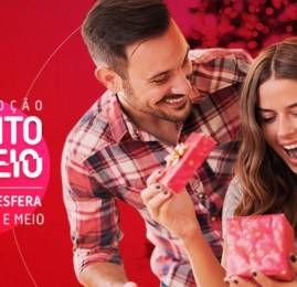 Use seu cartão Santander nas máquinas Getnet e ganhe pontos extras até o Natal