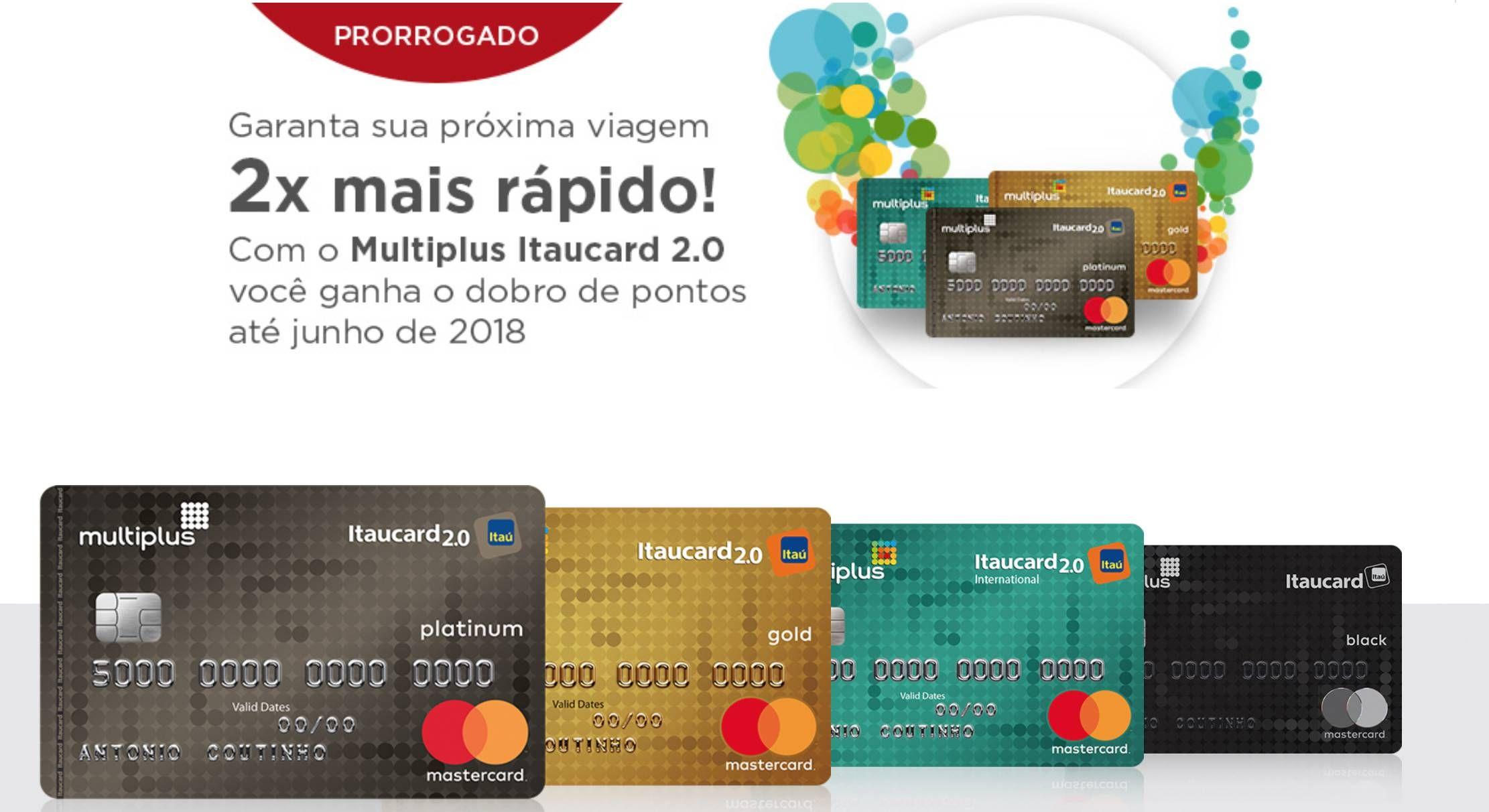 Multiplus vai dar o dobro de pontos para quem contratar seu cartão de crédito em Dezembro