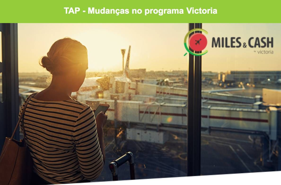 TAP Victoria anuncia mudanças – O que será vem por aí?