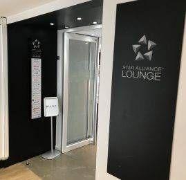 Sala VIP Star Alliance Lounge – Aeroporto de Paris (CDG)