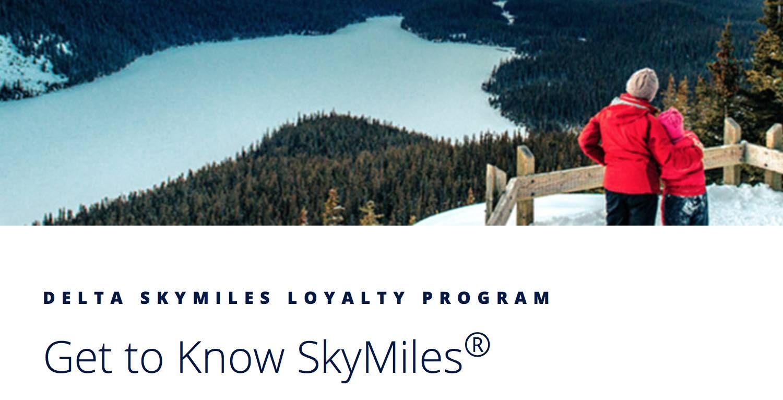 Delta SkyMiles é o melhor programa de milhagens pelo terceiro ano consecutivo