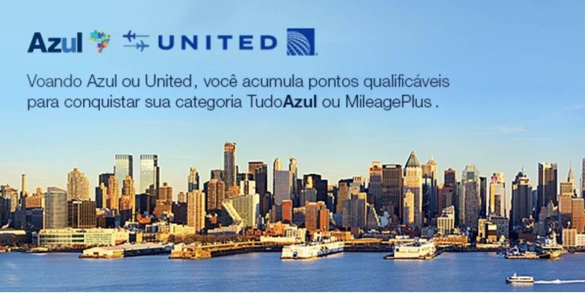 TudoAzul e MileagePlus da United anunciam benefícios recíprocos aos clientes elite