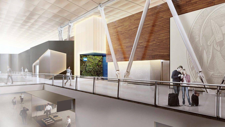 American Express vai abrir sua maior sala VIP Centurion no aeroporto de Nova York-JFK