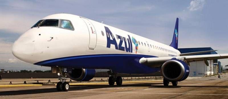 Azul providencia novos voos para Bariloche durante a temporada de inverno
