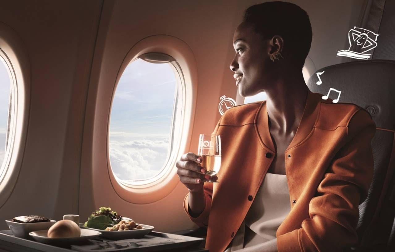 GOL reformula sua carta de vinhos a bordo da classe Premium