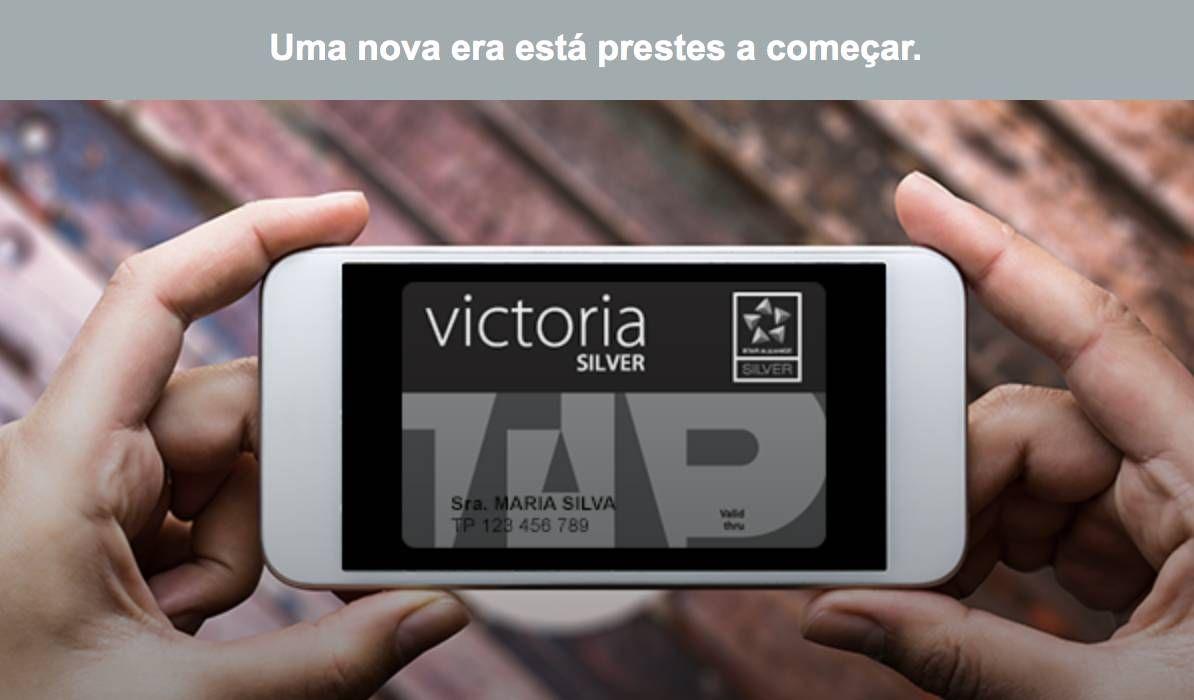 TAP Victoria vai deixar de emitir cartões físico para clientes Silver