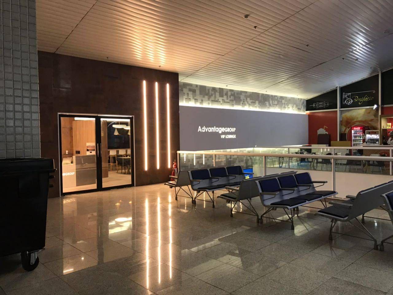 Grupo Advantage inaugura nova sala vip no aeroporto do Santos Dumont – Rio de Janeiro