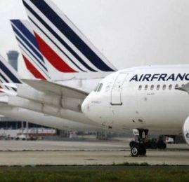 Greve na Air France cancela 50% dos voos de longa distância de Paris!