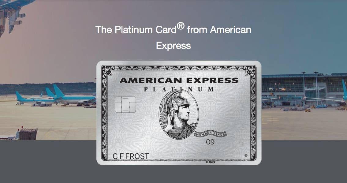 Você vai manter seu cartão de crédito The Platinum Card da American Express?