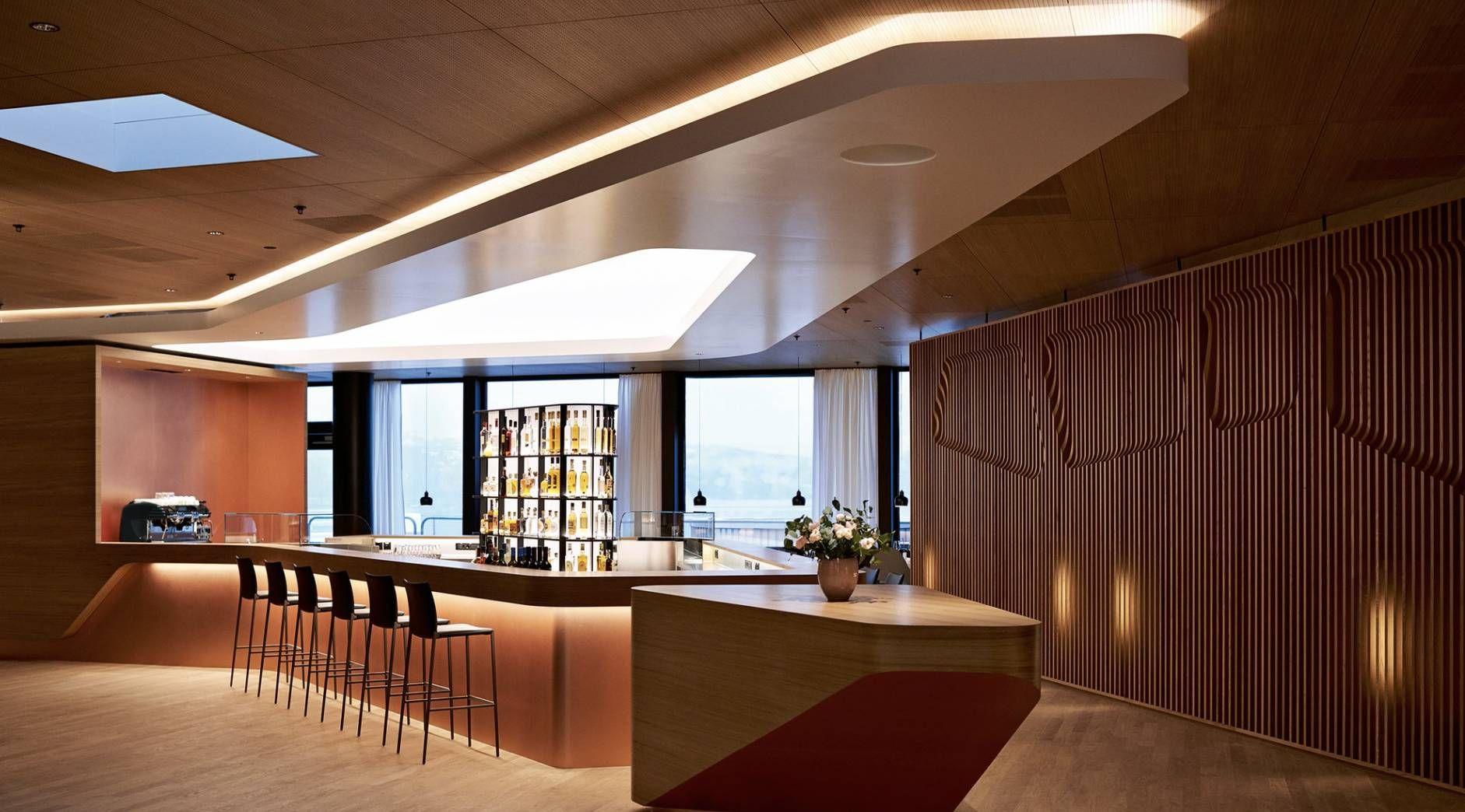 Swiss vai abrir novo lounge para passageiros da Primeira Classe em Zurich