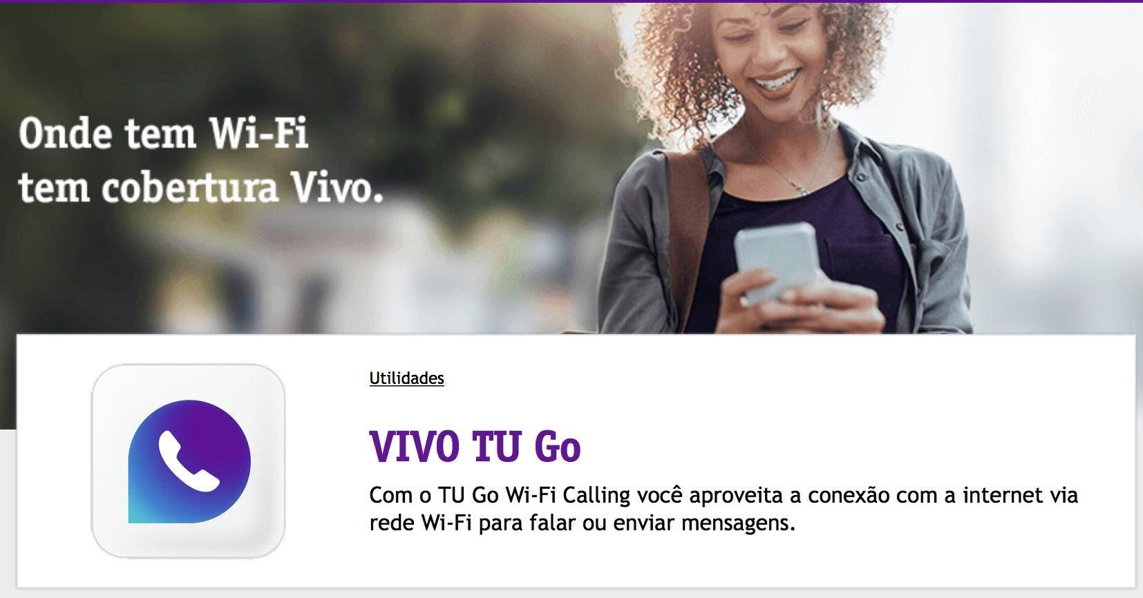 VIVO deixa de oferecer acesso ao aplicativo TU Go