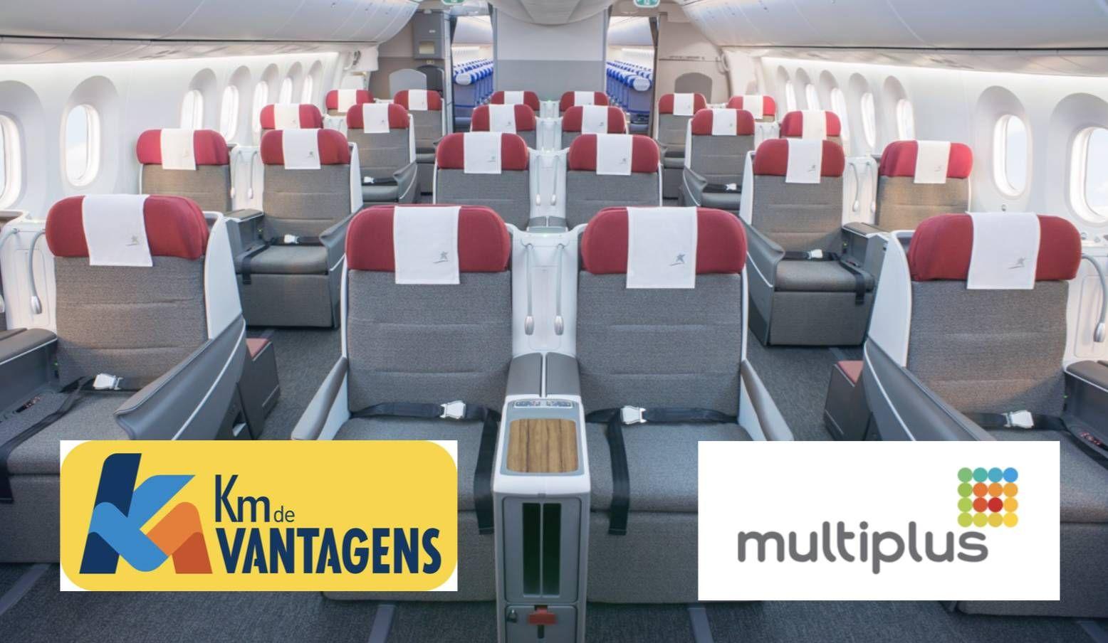 Comunicado oficial da Multiplus em relação à mudança da parceria com o KM de Vantagens