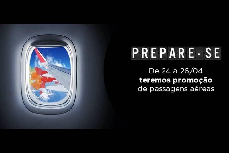 Promoção misteriosa de passagens aéreas da Multiplus!