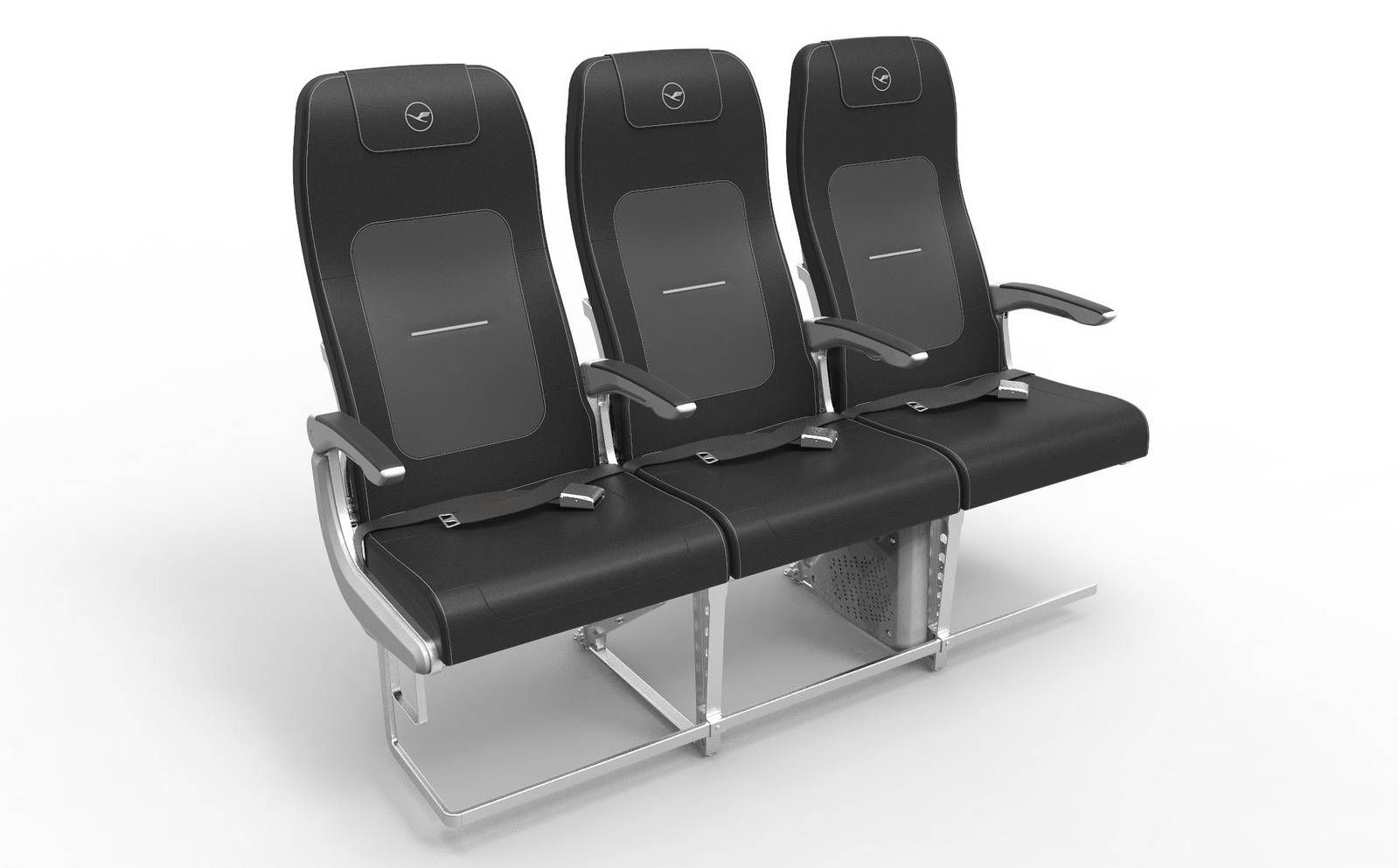 Lufthansa Group apresenta novo assento para a família de aeronaves Airbus A320