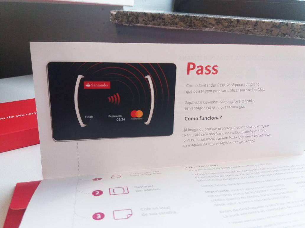 Armarios Fernando Mooca ~ Conheça o Santander Pass, a pulseira e adesivo que facilitam os pagamentos Passageiro de Primeira
