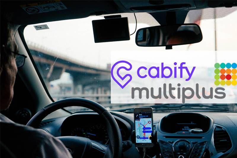 Multiplus e Cabify divulgam promoção para acúmulo de pontos