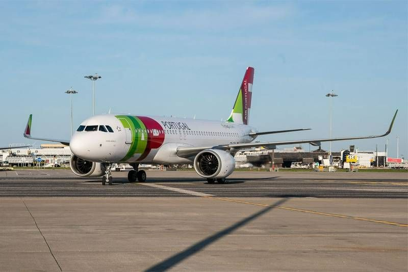 TAP Recebe seu primeiro Airbus A320NEO