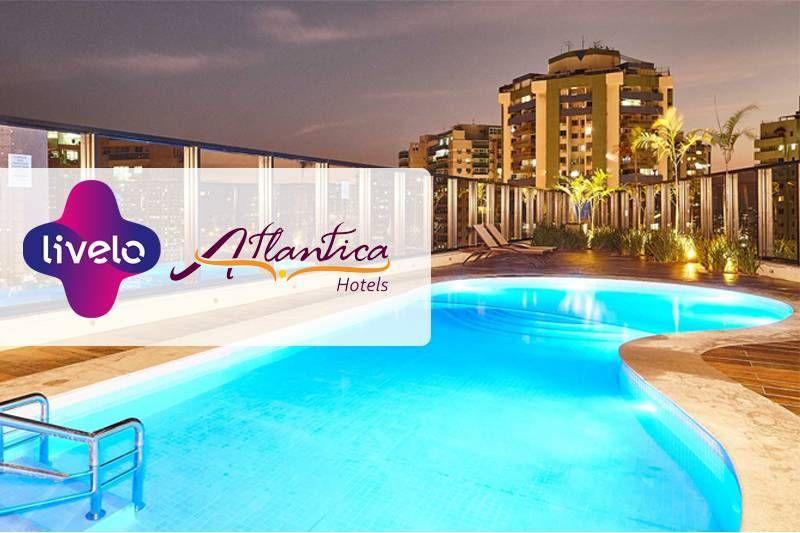 Atlantica Hotels lança programa de fidelidade em parceria com a Livelo