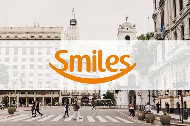 Smiles inicia operação na Argentina!