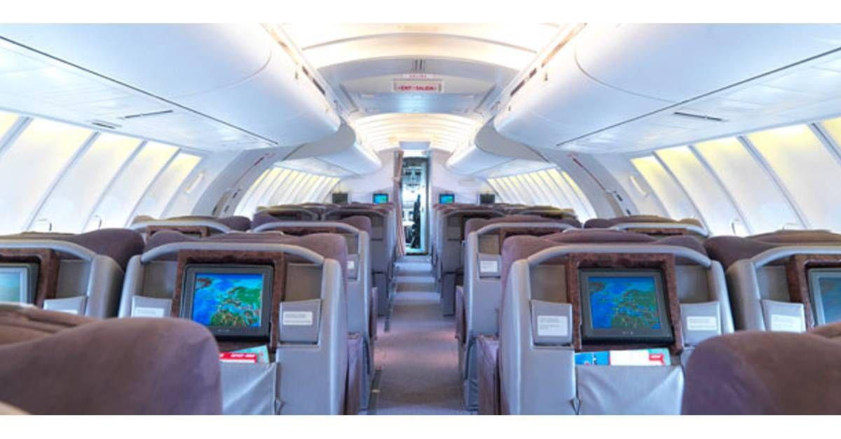 LATAM vai operar B747-400 para Ilha da Páscoa!