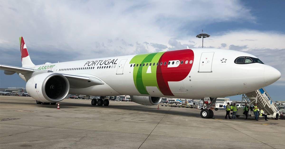Como foi a experiência de voar no novo Airbus A330neo da TAP!