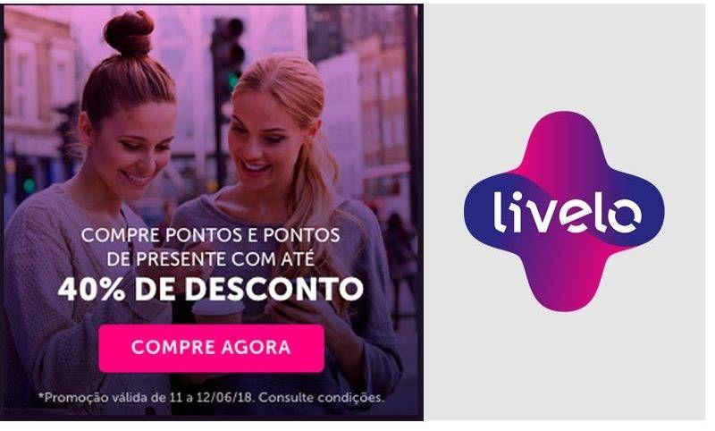 Livelo oferece desconto de até 40% na compra de pontos – Emita executiva para os EUA por R$2.100 o trecho!